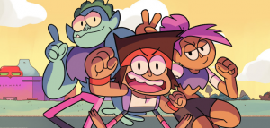OK K.O.! Let's be Heroes: Surprisingly Endearing