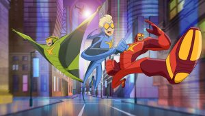 Selling Out?: Hasbro's Stretch Armstrong and the Flex Fighters
