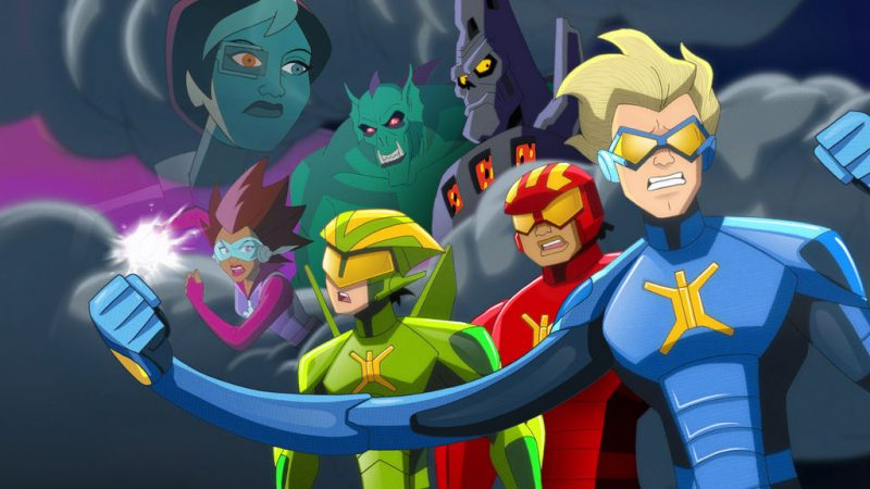 Stretch Armstrong and the Flex Fighters — Deep Dive Review