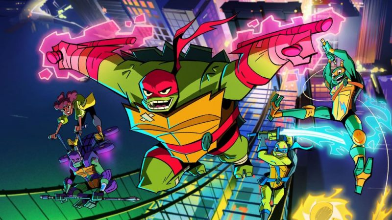 Rise of the TMNT — Reboot Done Right?